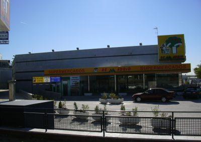 Supermercado de Alimentación de Madrid